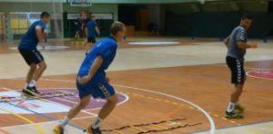Håndbold sommertræning