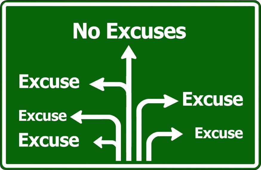 Drop de ligegyldige ting er vejen til succes