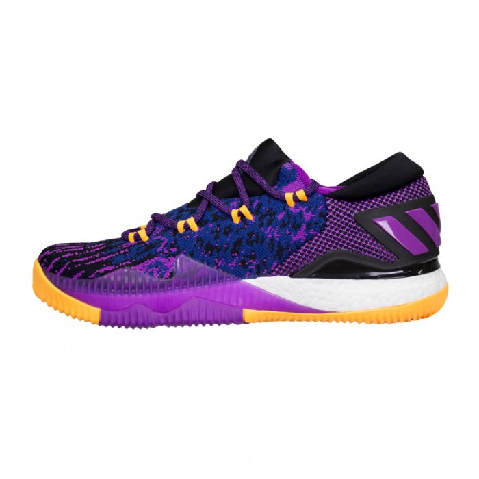 Adidas Crazylight Boost Low 2017 Lilla