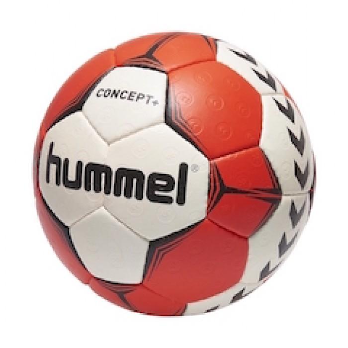 Hummel Concept+ Håndbold 2017 Hvid/Rød