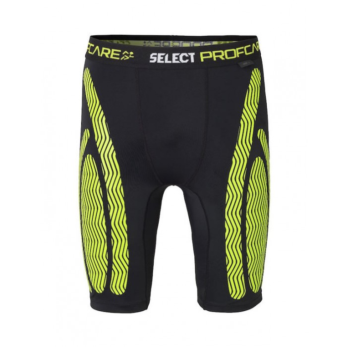 Select Kompressions Shorts Sort