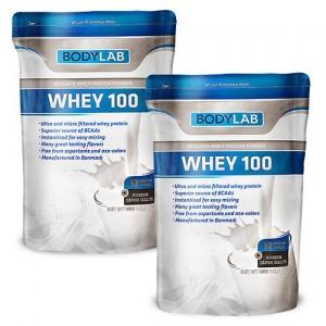 Proteinpulver kan hjælpe dig som stregspiller