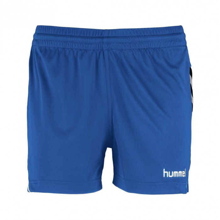 Hummel Authentic Charge Poly Shorts W Blå