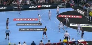 3-2-1 forsvar i håndbold