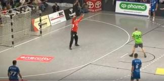 Straffekast håndbold