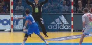 straffekast konkurrence i håndbold