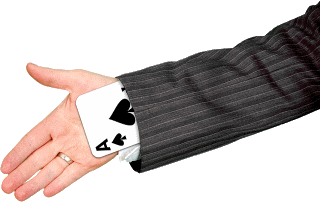 Straffekast tricks i håndbold