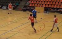 Teknisk træning i håndbold