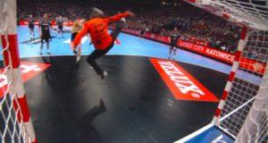 største håndbold redninger