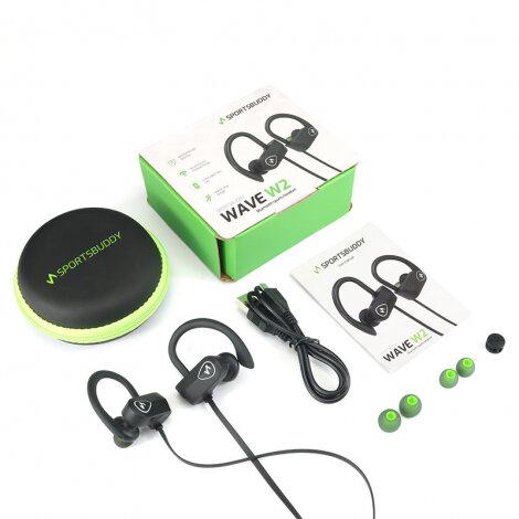 Sportsbuddy Wave W2 - Høretelefoner